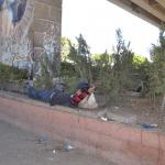 Puente Siglo XXI, refugio para los migrantes