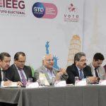 Analizan en el IEEG evaluación del voto extraterritorial