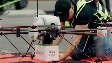 Photo of Uber Eats anuncia sus primeras entregas de comida con drones