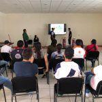 Reciben capacitación 24 aspirantes a brigadistas en Cuerámaro
