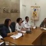 Se reúnen autoridades municipales y empresas salmantinas