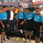 Cambia vida a jóvenes Copa Urbana 2019