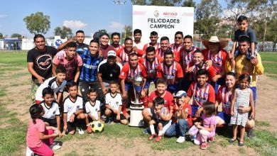 Photo of Materiales San José, Campeones en Primera Fuerza de la LAFA