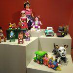 Centro de Artes Salamanca: Exposición en grabado y juguetes artesanales