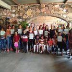 20 mujeres concluyen satisfactoriamente curso de corte y peinado en Tupátaro