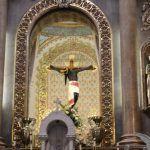 El Cristo Negro de Salamanca, una figura histórica, con leyenda y muchos devotos