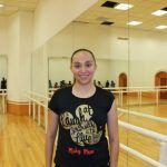 Paola Saucillo hace de la danza un estilo de vida