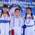 Niñas, niños y adolescentes acuerdan preservar su cultura Chichimeca-Otomí en el Estado