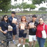 Deportistas coreanos visitan Abasolo