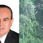 Muere Martín Godoy Castro tras desplomarse el helicóptero en el que viajaba