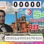 Se rinde homenaje a Manuel Doblado en Lotería Nacional