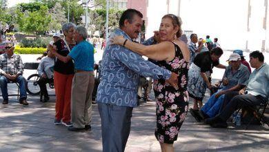Photo of Danzoneros de corazón en plaza Clouthier de Irapuato