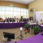 Se reúnen diputadas con el rector general de la Universidad de Guanajuato