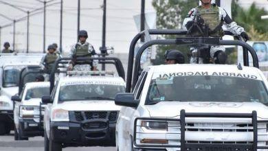 Photo of Guardia Nacional se suma a operatividad con municipales