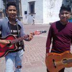 Ángel y Cristopher, un dueto de jóvenes sierreños de Irapuato