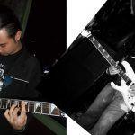 Julio Garay, un guitarrista irapuatense destacado en la escena rock