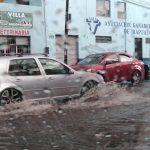 """""""Cada que llueve es lo mismo""""… encharcamientos en Irapuato"""