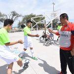 Buscan oportunidad profesional en copa urbana