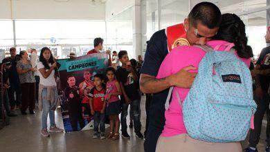 """Photo of """"El puma"""" Rodríguez llega con título de campeón mundial a Irapuato"""