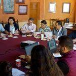 Dan seguimiento a proyectos realizados en las 6 Zonas Arqueológicas del estado