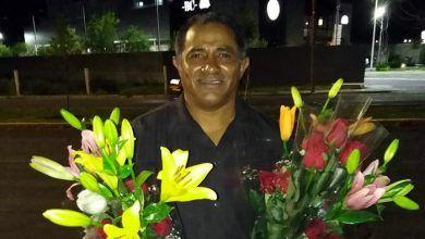 Photo of El carismático vendedor de flores Juan Carlos Rangel Castañeda