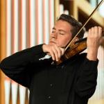 El violinista Kristóf Baráti en el Festival Cervantino 2019