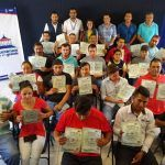 Concluyen 19 cueramarenses curso de reparación de motocicletas
