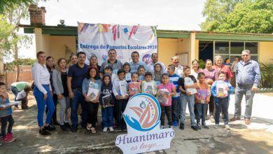 Photo of Arranca campaña de entrega de paquetes de útiles escolares