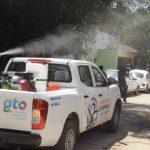Aumentan los casos de dengue en Guanajuato