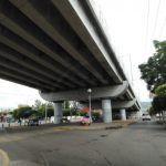 Reportan asaltos constantes debajo del puente de colonia 1ero. De Mayo