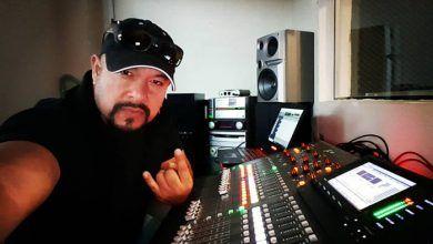 """Photo of """"Fabo"""" Rodríguez, al tocar por primera vez la batería, supo que era lo suyo"""