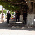 Incrementan más del 50% sueldo a policías de Cuerámaro