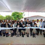 SEG inaugura Ciclo Escolar 2019-2020 en la Región Suroeste de Educación