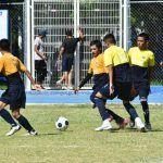 Avanzan equipos en Copa Urbana