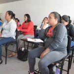 """50 mujeres abasolenses comienzan cursos """"Bécate"""""""