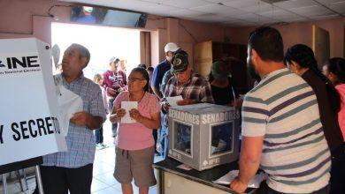 Photo of Elecciones del PRI en Pueblo Nuevo sin contratiempos