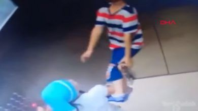 Photo of Niña salva a su hermano de morir ahorcado en un ascensor gracias a una rápida reacción