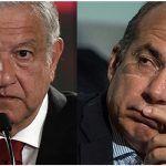 """""""Por su absurda guerra contra el narcotráfico, hay miles de muertos"""" AMLO culpa a Calderón"""