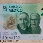 En septiembre saldrá el nuevo billete de 200 pesos