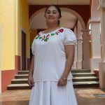 A Lorena, ser cocinera tradicional la hecho crecer como persona