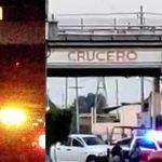 Amanecen colgadas dos personas en puentes de Guanajuato