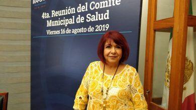 Photo of Trabaja en conjunto municipio y salud en programas de prevención