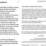 Morena en Guanajuato da la espalda a Joel Negrete