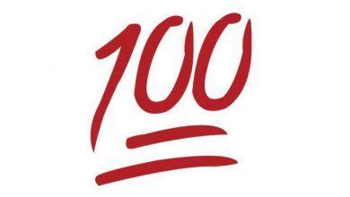Photo of ¿Qué significa el emoji del número 100 de WhatsApp?
