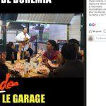 """""""Hemos sido nuevamente víctimas de la delincuencia"""", restaurante LeGaraje cierra"""
