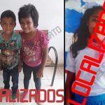 A salvo Luz, Daniel y Francisca; de regreso a casa