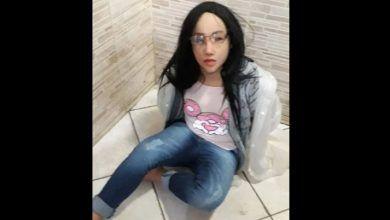Photo of Narco intentó escapar de la cárcel… ¡disfrazado de mujer!