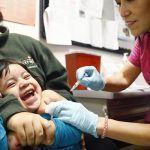 Llegan más de 120 mil vacunas a Guanajuato