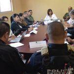 Buscan estrategias para redoblar la seguridad en Salamanca