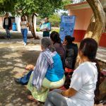 Dan plática de los Derechos Humanos de las Mujeres en comunidad Nuevo Centro de Población